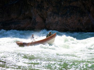 The Grand Canyon Dory — A Colorado River Legend