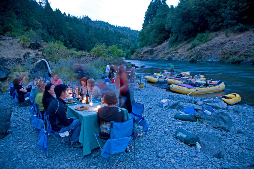Rogue River Wilderness Gourmet