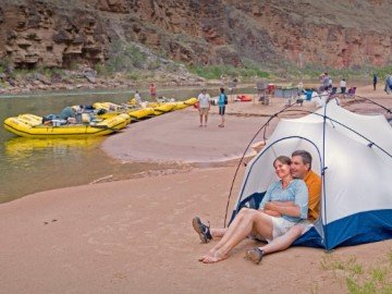 How To Not Feel Like An 'Old Fart' On A River Trip