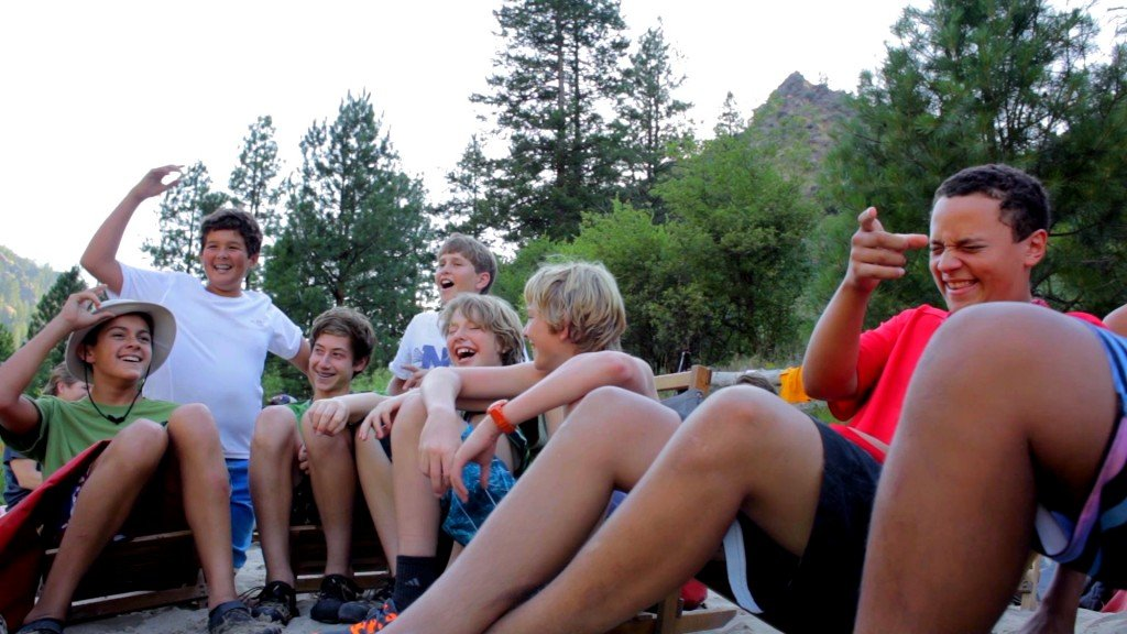 A New Kind of Troop Outing: Boy Scout Rafting Trips