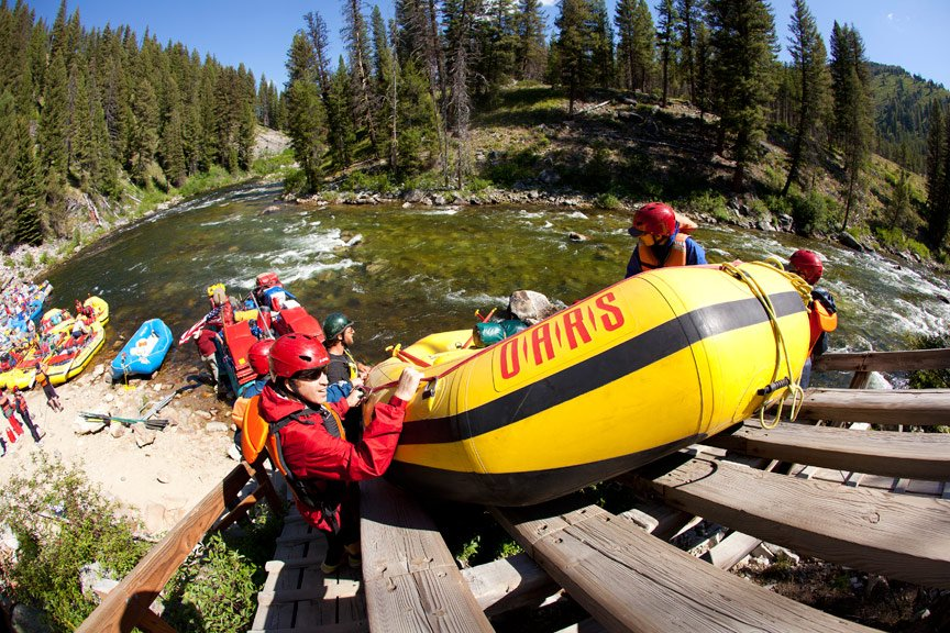 What Not to Bring on a Rafting Trip