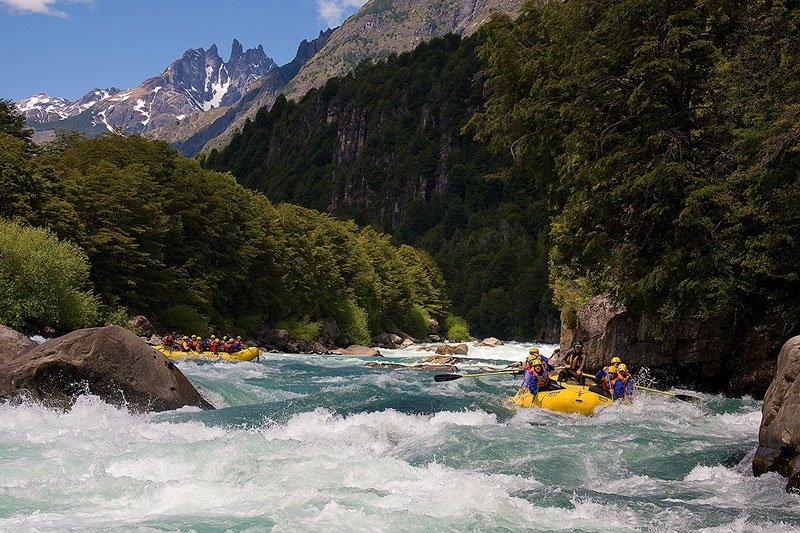 The Best Whitewater Rafting Trips on the Planet