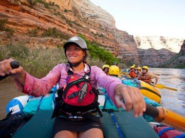 5 Questions with River Guide Joelle Stanions