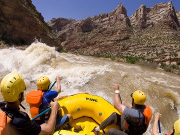 Yampa River Rafting | Photo: Justin Bailie