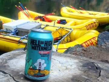 Shaun O'Sullivan from 21st Amendment Brewery talks about his craft beer tasting rafting trips with OARS on the Wild & Scenic Tuolumne River.