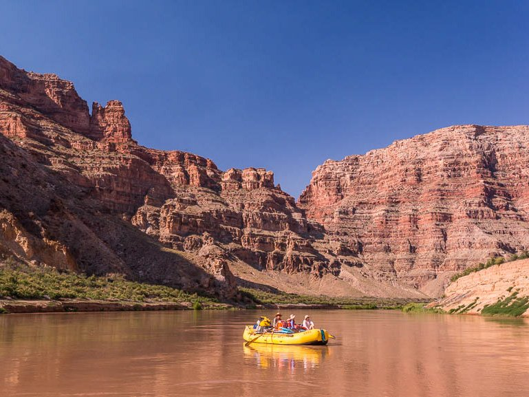 American Rafting Classics: Cataract Canyon in Canyonlands National Park