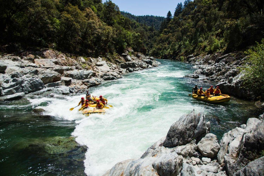 The Insider's Guide to Whitewater Rafting in California | North Fork American