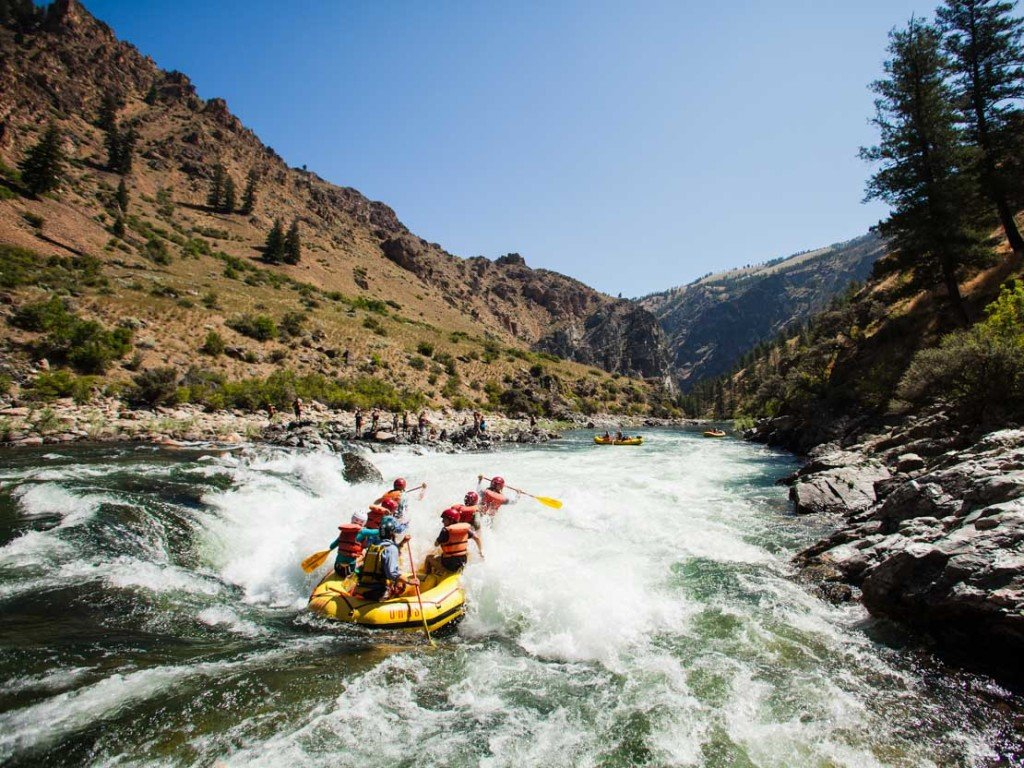 Wild And Scenic Rivers Middle Fork