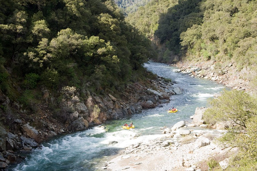 2016 California Whitewater Outlook | North Fork American River Rafting