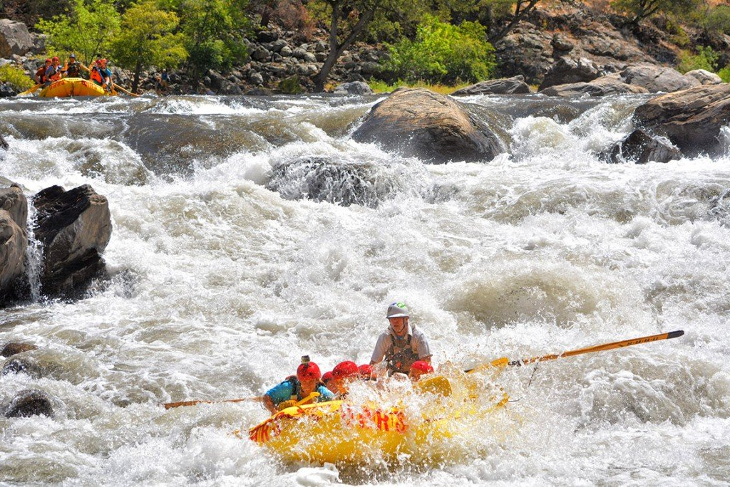 Where to find the best whitewater in the West 2016 | Tuolumne River, CA