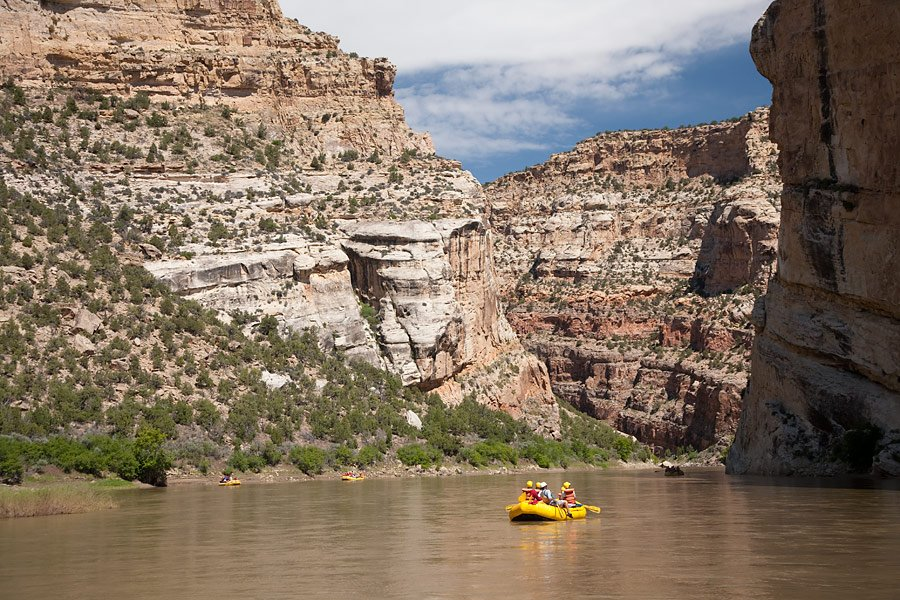 The Best Dam-Free Stretches of River in the West   Yampa River