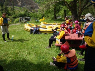OARS. Guide School | Become a River Guide