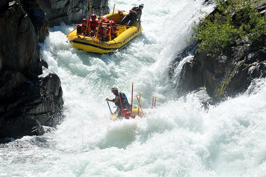 Best California Whitewater Rapids   Tunnel Chute, Middle Fork American River