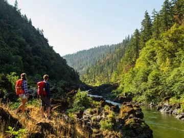 Best River Trails in Oregon | Rogue River Trail | Photo: Greg Von Doersten