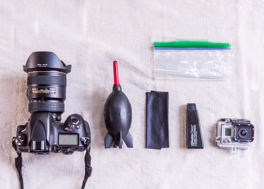 The Best Camera Gear for River Trips