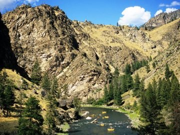 Middle Fork of the Salmon River | Photo: Neil Rabinowitz