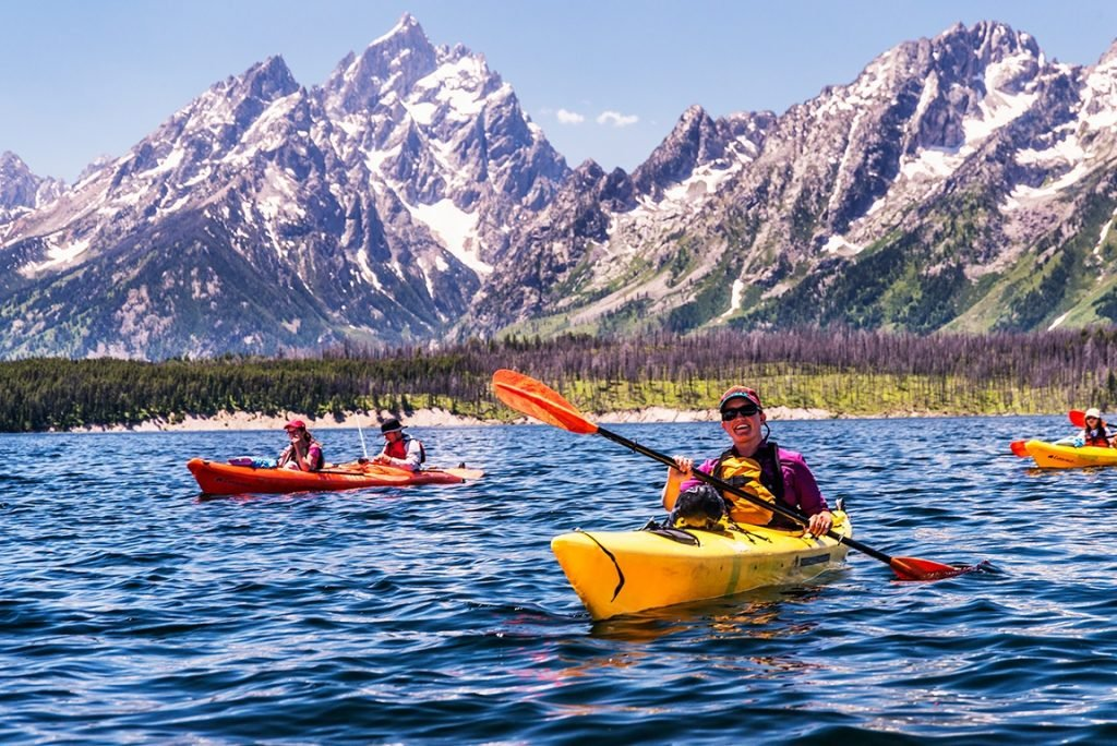 7 Cool Places to See the 2017 Total Solar Eclipse in the Wild   Jackson Lake, Grand Teton National Park
