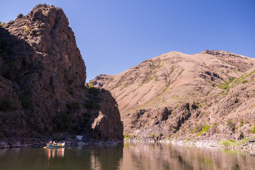 Longtime OARS. Guide Eric Hudelson Shares What Makes the Lower Salmon River Worth the Trip
