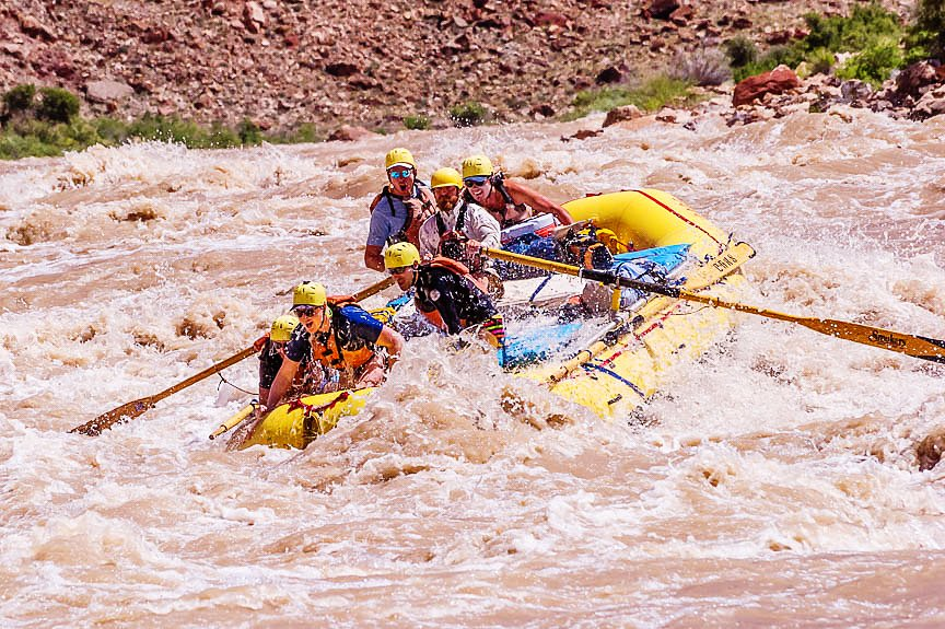 Ask a River Guide: Pete Lefebvre Shares the Best of Utah's Cataract Canyon