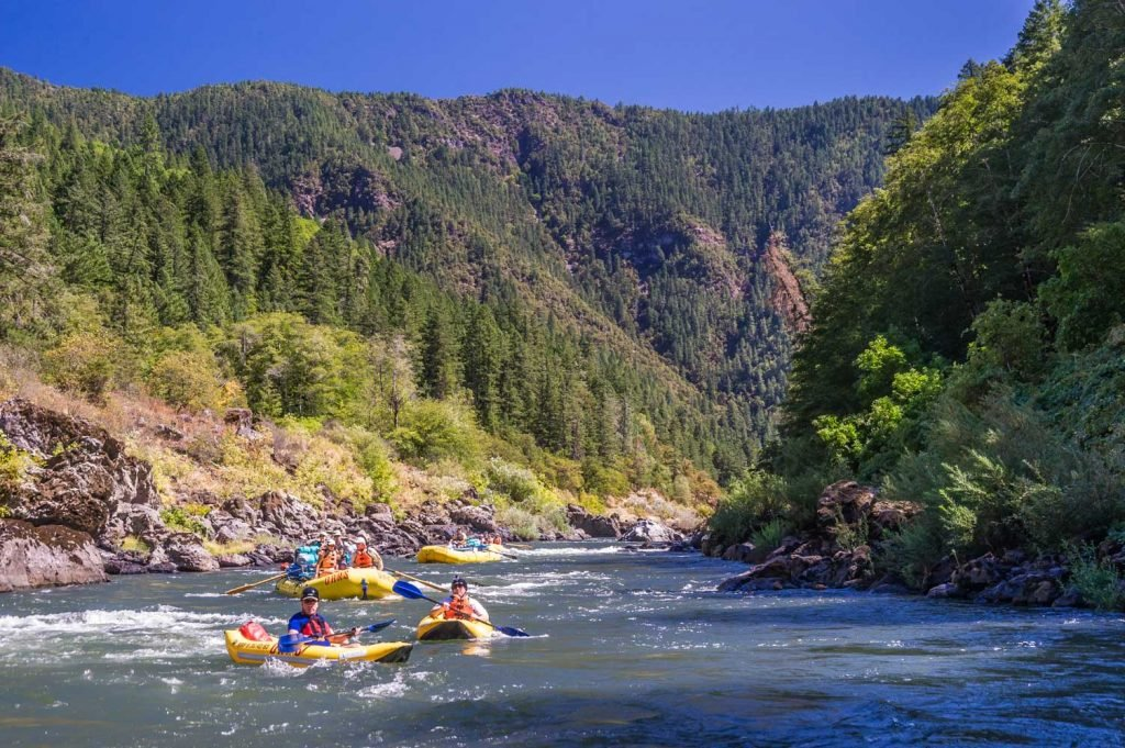 The Quick Guide to Oregon Rafting Trips | Rogue River