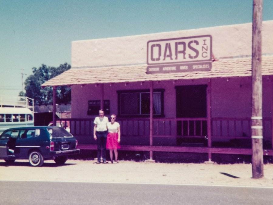 George and Pam Wendt | OARS