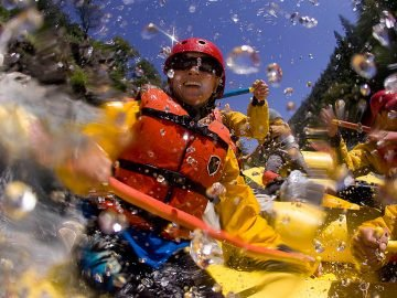 California Rafting | North Fork American