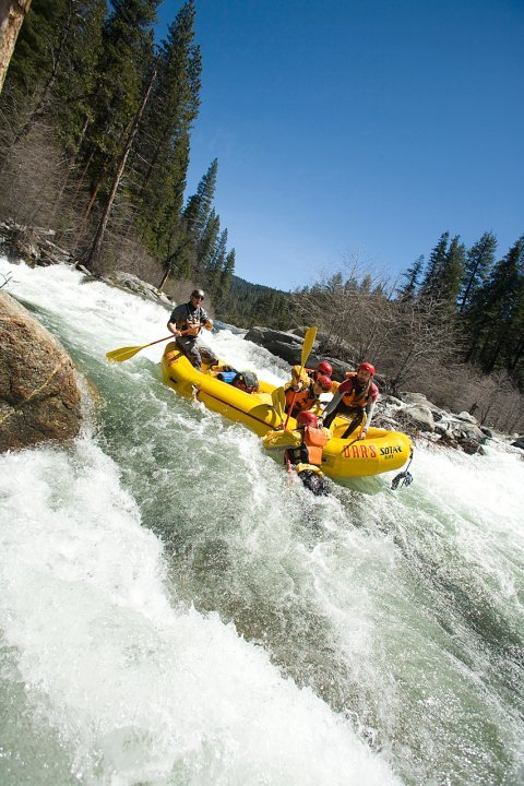 What you need to know about spring rafting trips in the West