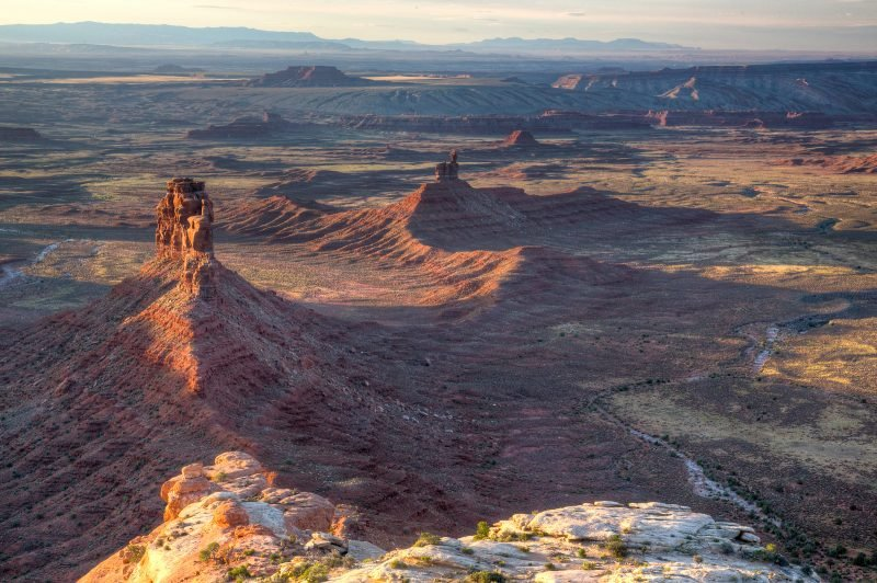 5 Reasons to Visit Bears Ears National Monument   Valley of the Gods   Photo: BLM Utah