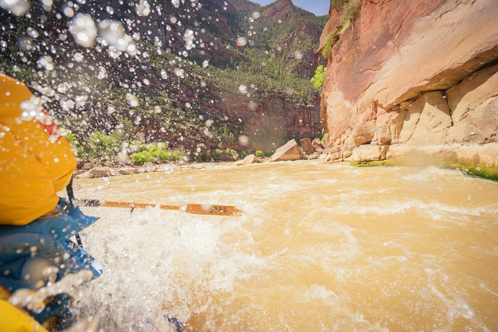 Where to find the best rafting this year | Green River through the Gates of Lodore