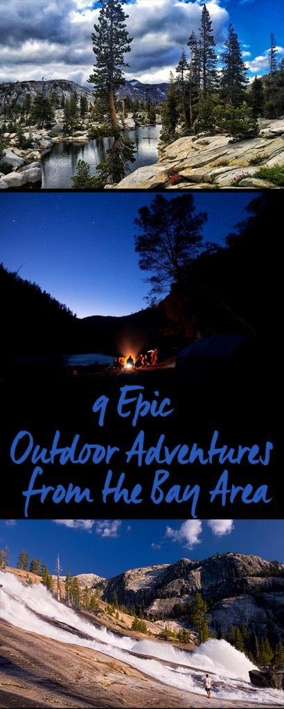 9 Epic Outdoor Adventures from the Bay Area