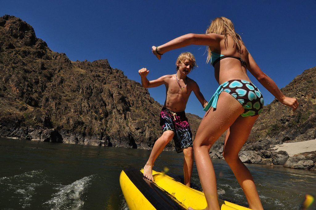 What you really need to know before booking a family rafting trip