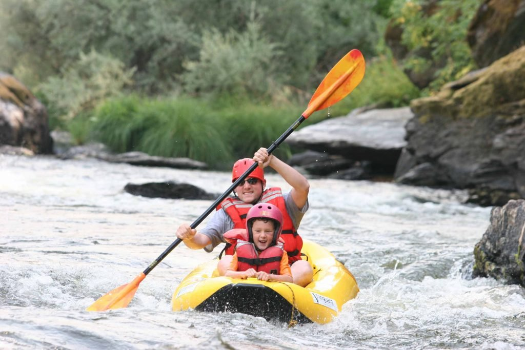 A letter to parents who've never been rafting