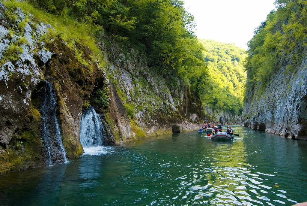 Where to find the best whitewater rafting in Europe | Neretva River - Bosnia