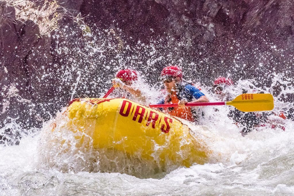 10 of the Best California Whitewater Rafting Trips