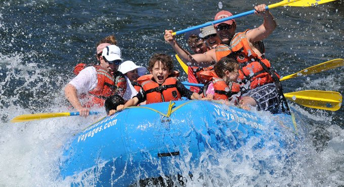 The Insider's Guide to Whitewater Rafting in California | Lower Kern River