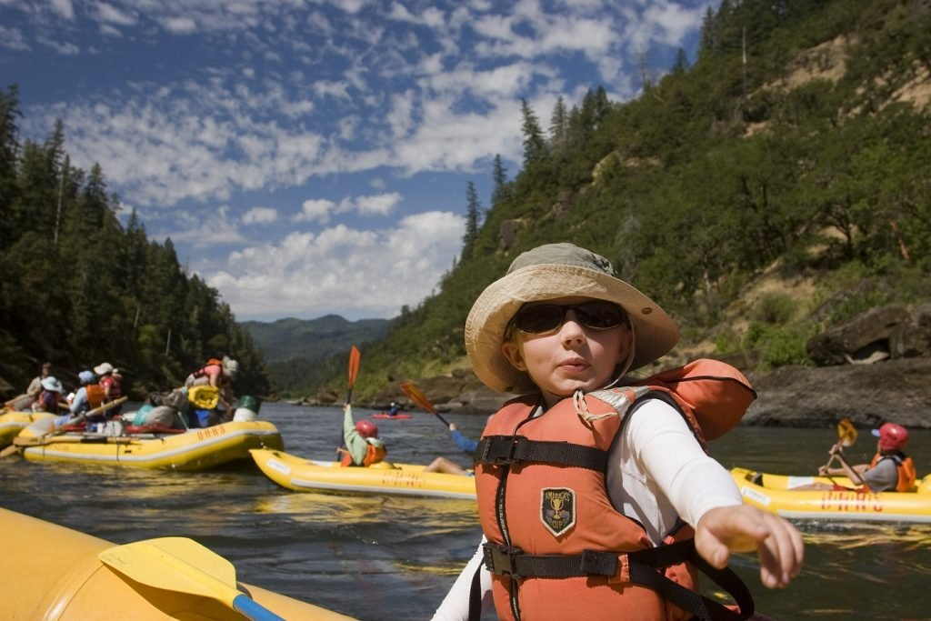 Oregon Vacation Ideas for Adventurous Families | Rogue River Rafting