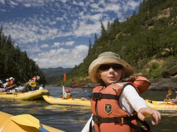 Oregon for Adventurous Families   Rogue River Rafting