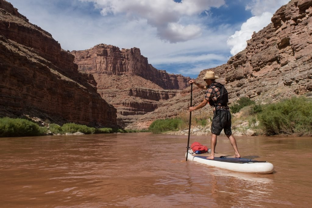 Why Stand Up Paddleboarding on a River is Rad