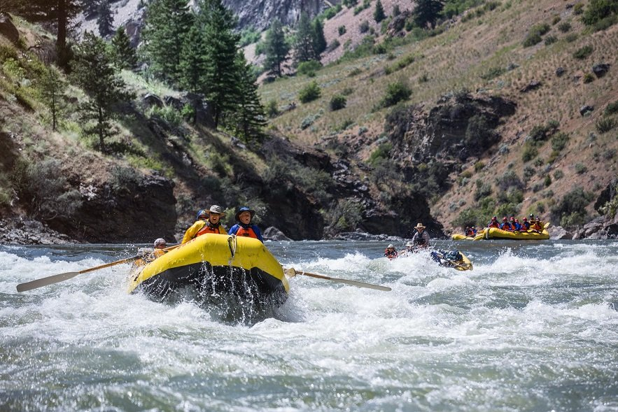 Heart of Idaho: Middle Fork of the Salmon River