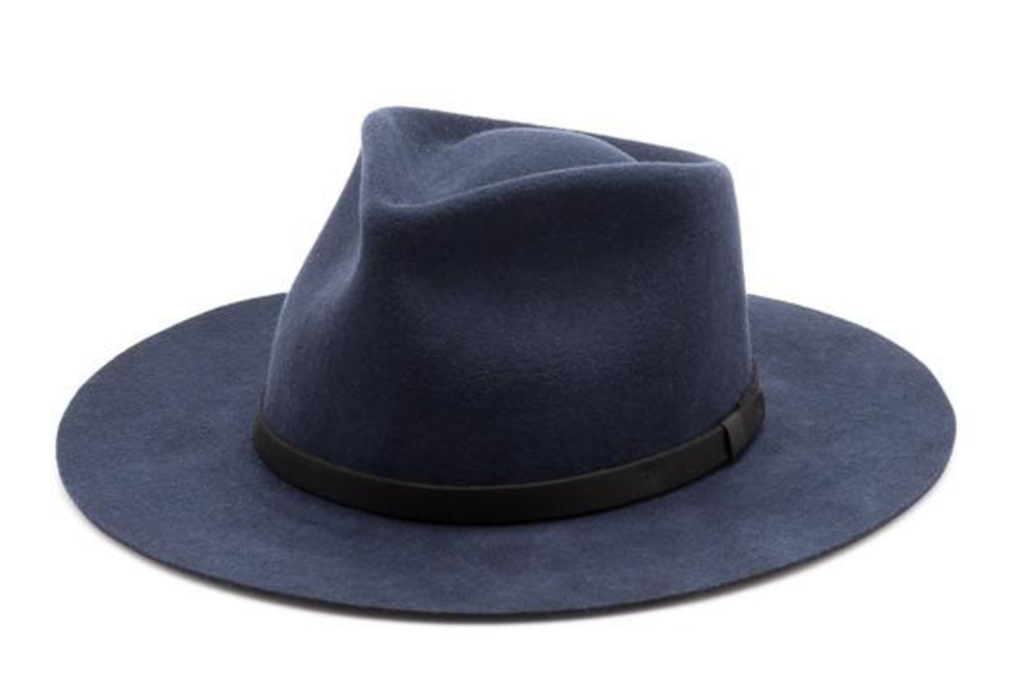 Gift Ideas for Outdoor Women | Yellow 108 Dylan Fedora