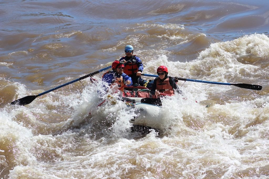 11 Spring Rafting Trips in the West You Don't Want to Miss | Salt River Rafting, Arizona