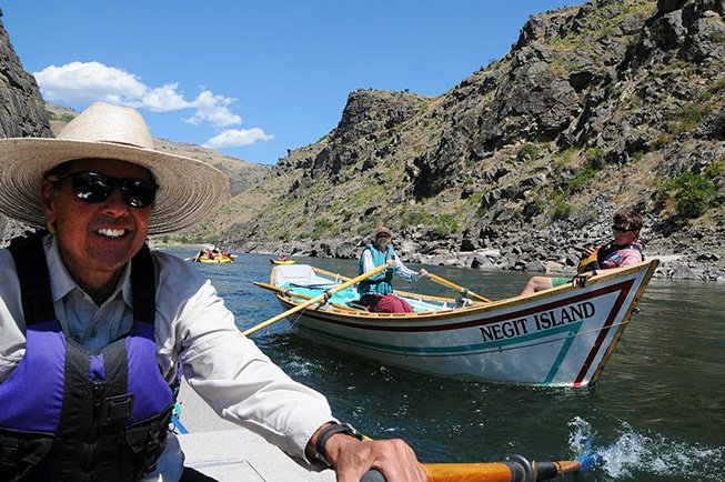OARS Managers Share Their River Stories