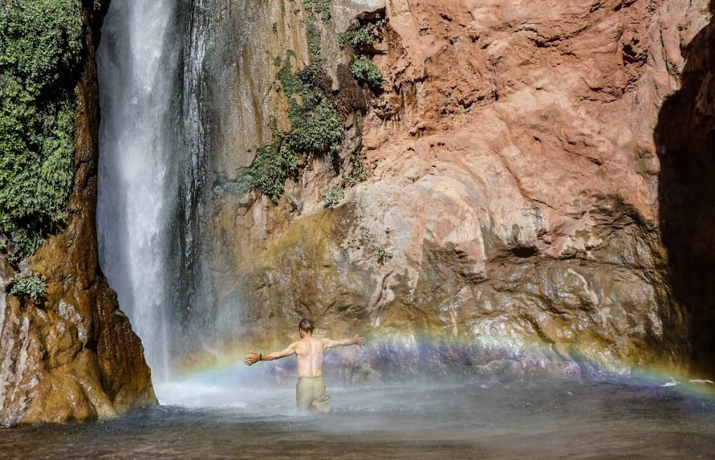 Before & After: The Transformative Magic of the Grand Canyon