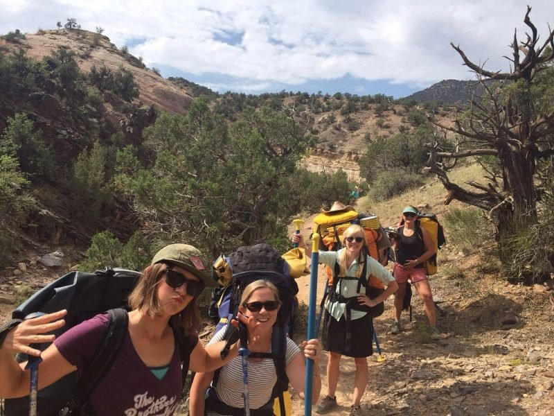 The Ultimate Bachelorette Party For Outdoorsy Gals Oars