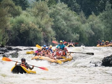 Ask a River Guide: California's Best Multi-day Family Rafting Trip - Lower Klamath River