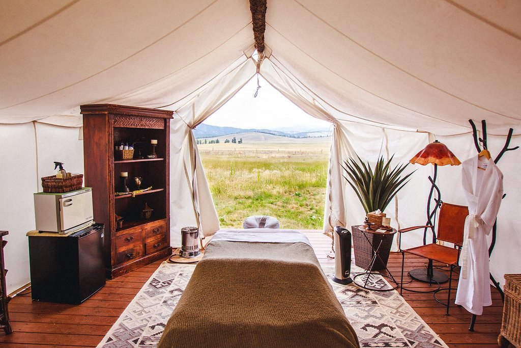 The Best Glamping in the West   Paws Up