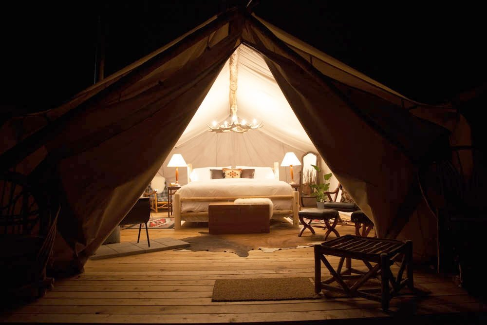 The Best Glamping in the West   Collective Yellowstone