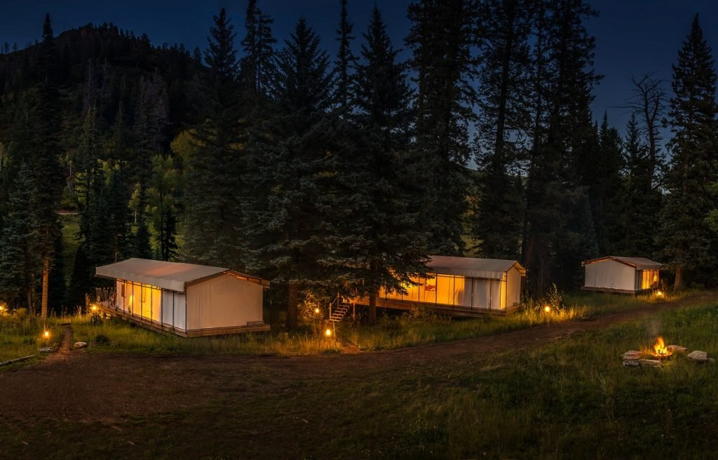 The Best Glamping in the West   Dunton River Camp