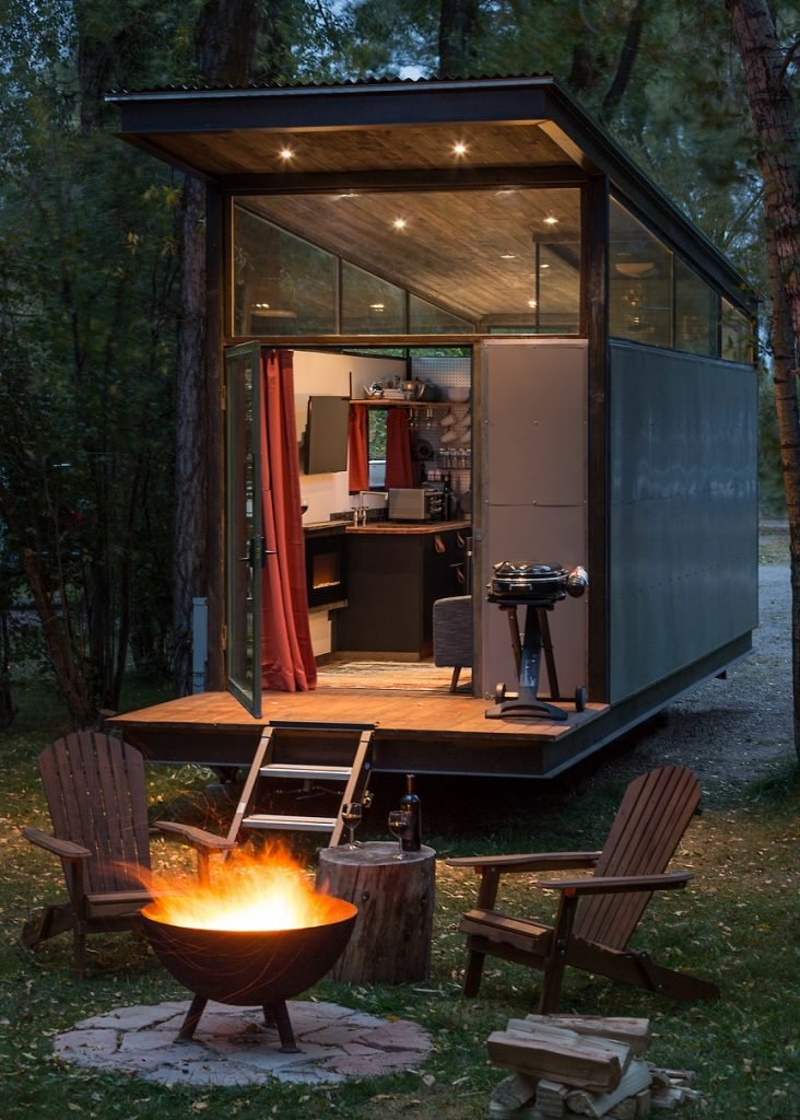 The Best Glamping in the West   Fireside Resort