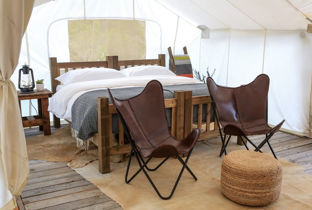 The Best Glamping in the West   Under Canvas Glacier